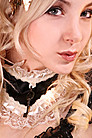 Steampunk Halsband Golden Steam Key Choker