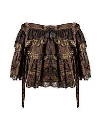 Aderlass Steampunk Mini Brocade Brown