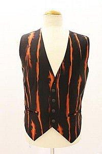 Ember Collarless Waistcoat Steampunk Vest