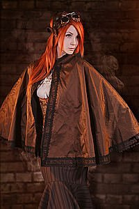 Steam Cape Steampunk Pellerine