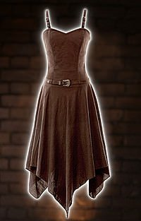 Steampunk Kleid Aether Traveller