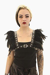 Steam Punk Shrug