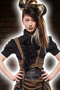 Verne Steam Underbust Top Steampunk Corsage