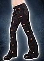Aderlass Steam Punk Pants Brocade Black