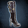 Crypto-302 Steampunk Stiefel
