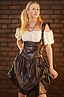 Golden Steam Underbust Steampunk Dress